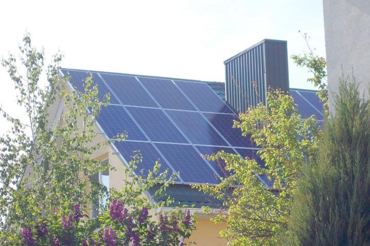Будівництво 20 кВт сонячної електростанції в Луцьку