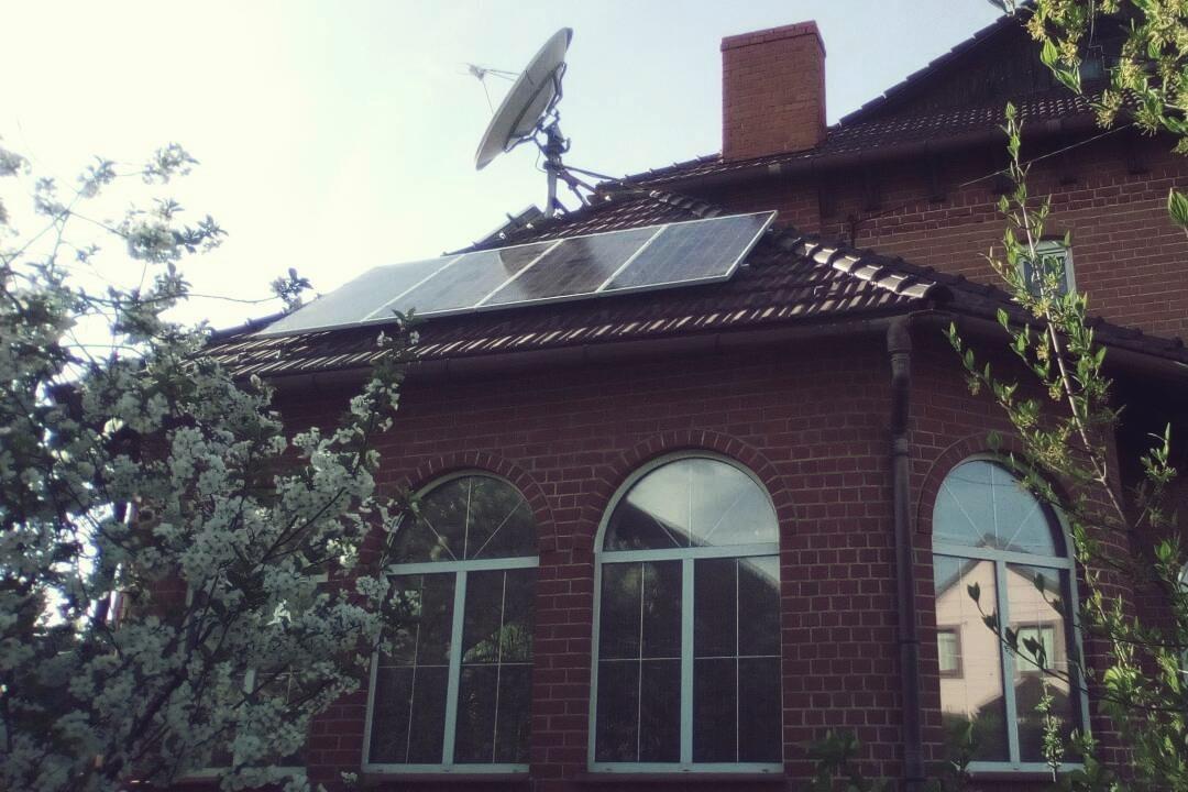 Донавантаження потужностей сонячної станції