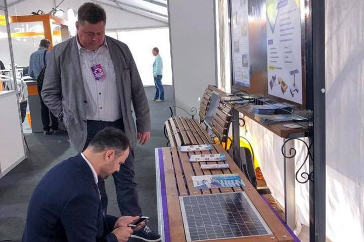 Виставка SEF 2018 в Києві