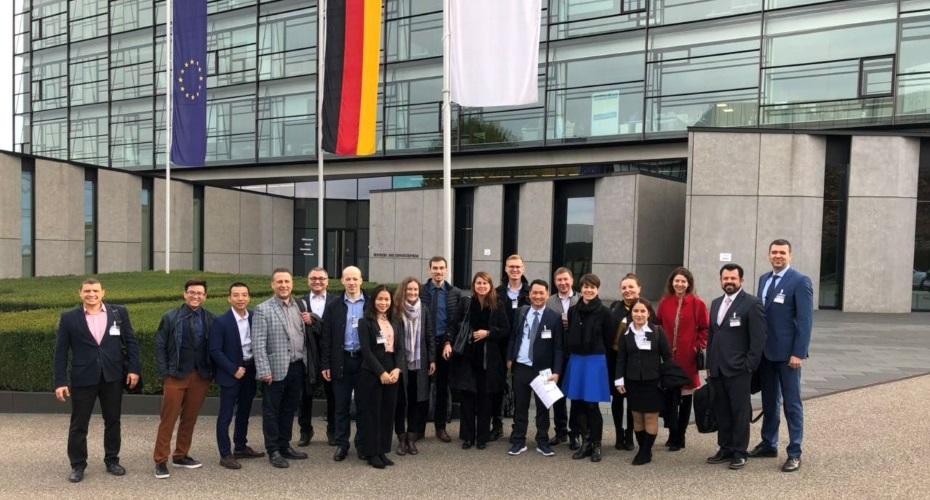 Налагодження контактів та співпраця з Німеччиною