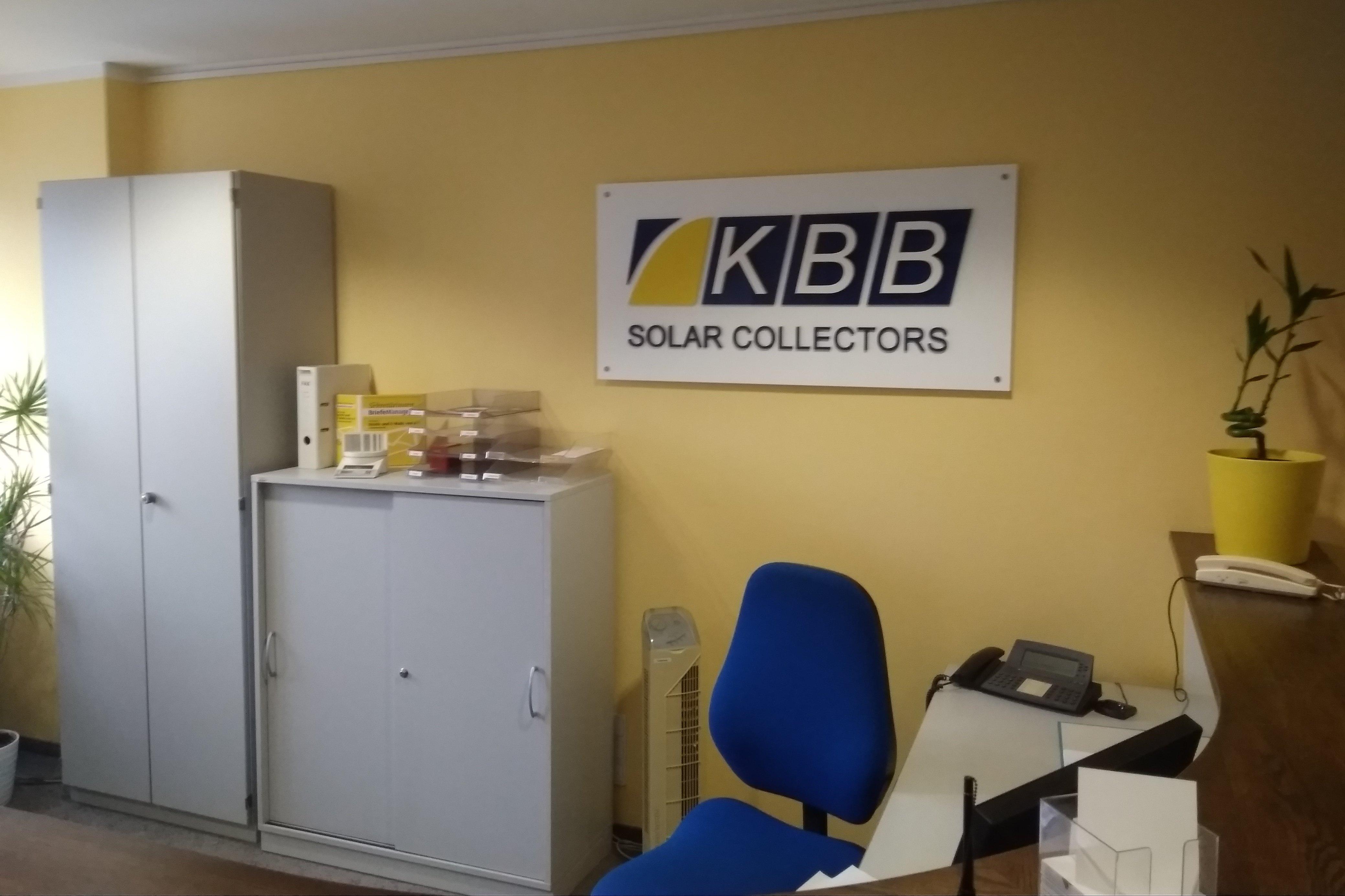 Сонячні колектори від KBB