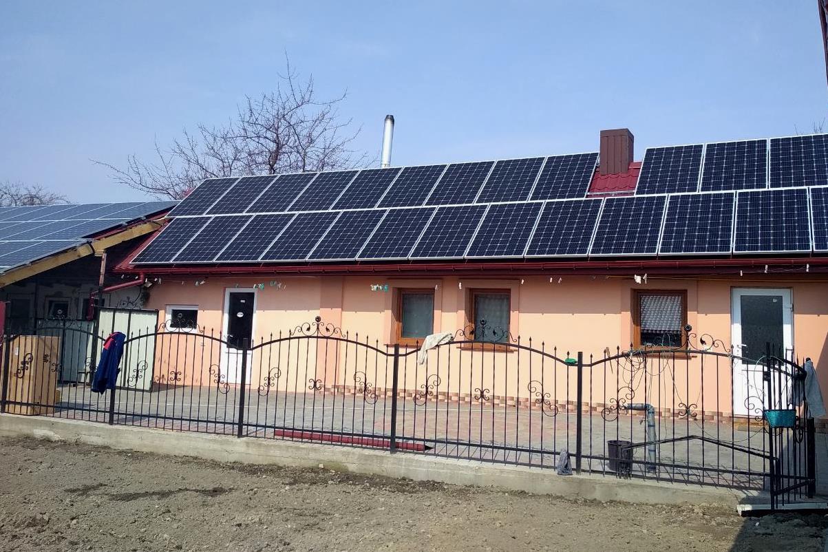 Сонячна електростанція у м. Рожище