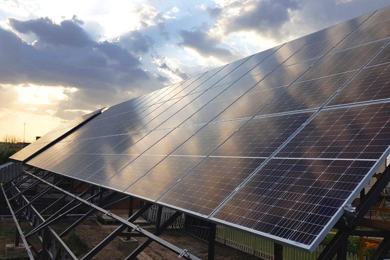 Зміни щодо будівництва сонячних електростанцій